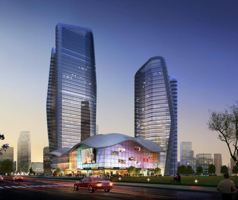 [湖北]武汉嘉裕酒店建筑设计方案优化汇报文本(PPT+68页)