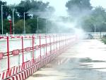 建设工地喷雾喷淋降尘施工方案