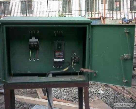 施工现场临时用电施工的13个大坑!_7