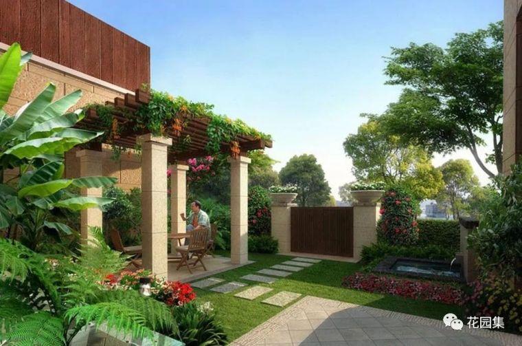 居住区与别墅庭院景观设计的差异_34