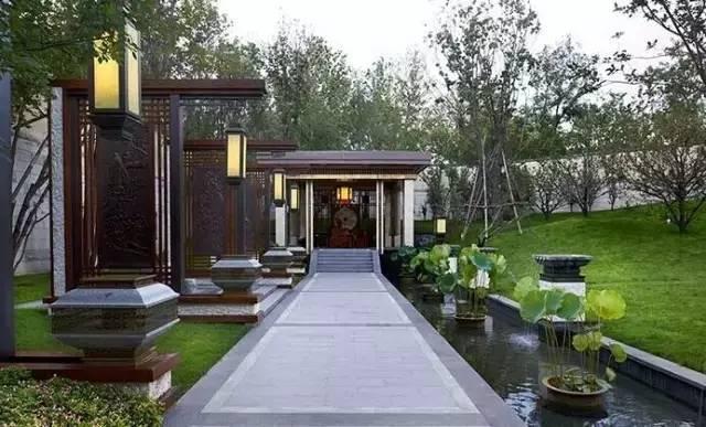 新中式景观设计讲解_15