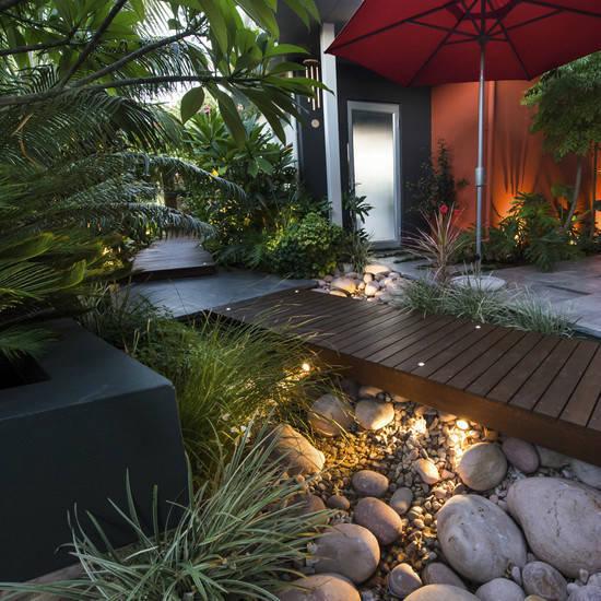 居住区与别墅庭院景观设计的差别_9