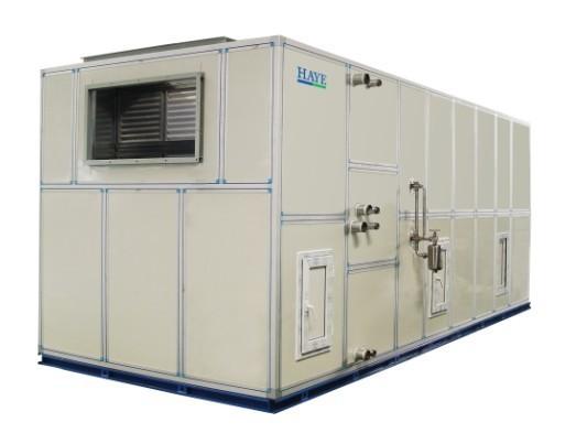 空调系统设计选型之组合式空调箱选型