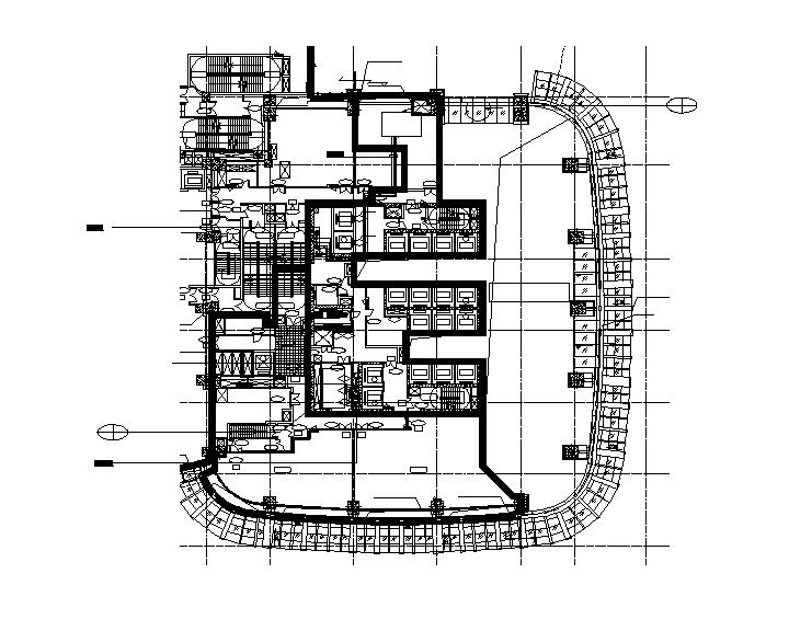 170米双子商业大厦全套暖通施工图(18年出品)