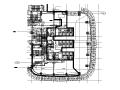 上海170米双子商业大厦全套暖通施工图(18年出品)