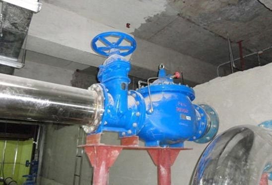 PE-RT地热盘管施工工法