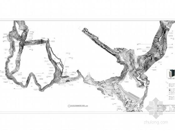 [东莞]森林公园局部区域园林景观工程施工图册