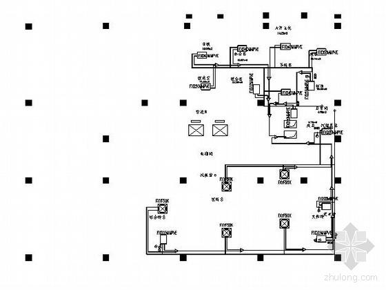 金融街商用VRV设计图