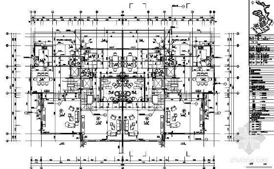 丹堤C区23、24号楼建筑施工图-2