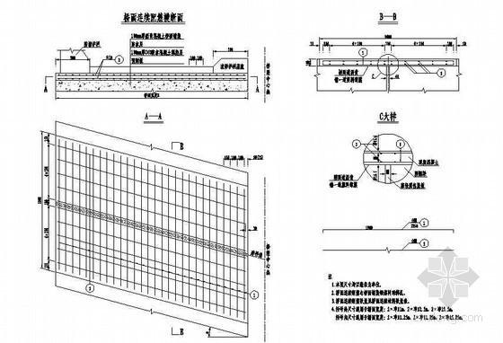 钢筋混凝土简支板桥面连续钢筋构造节点详图设计