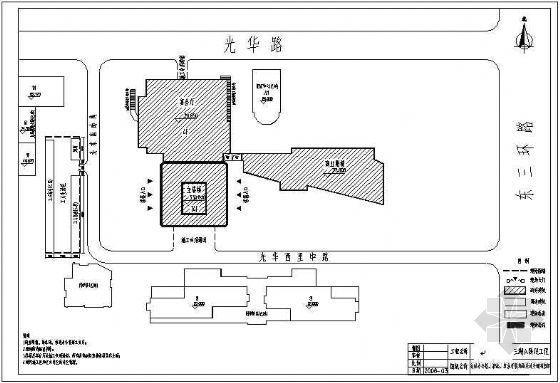 北京某超高层综合楼施工组织设计(330米 创鲁班奖)