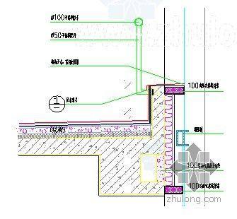 屋面接缝密封防水工程施工工艺