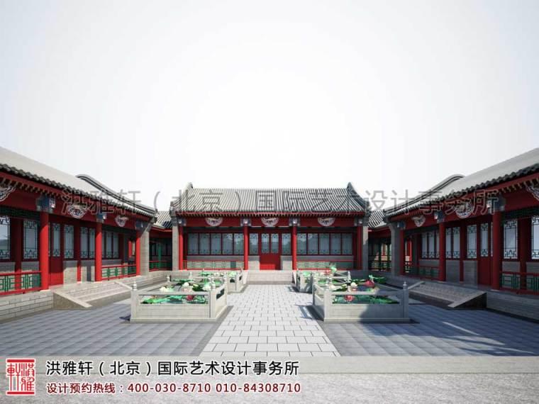 宜昌四合院中式设计良辰美景奈何天_5