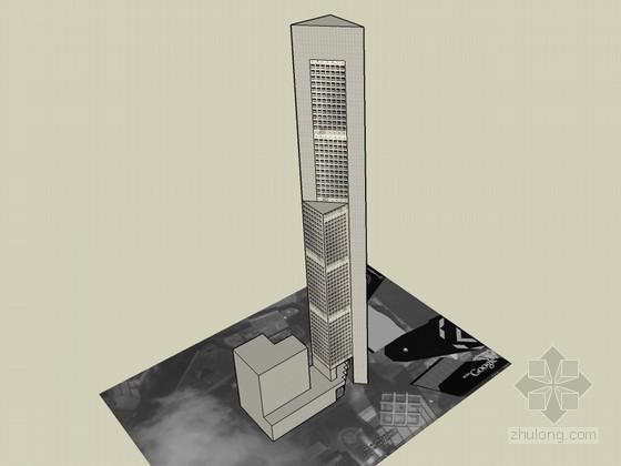 现代高层建筑
