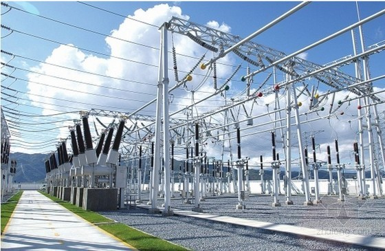 [湖南]35KV变电站改扩建输变电工程竣工报告(2009年)