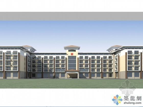[海南]老年公寓模板工程施工方案(43页)