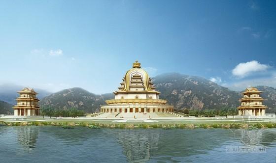 [浙江]佛教建筑主体工程项目总承包管理实施方案