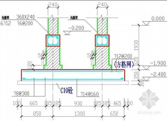 2012年住宅楼建筑工程全套招标文件(清单+图纸)