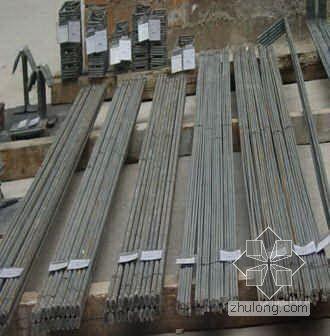 天津市某高层住宅区钢筋工程施工方案