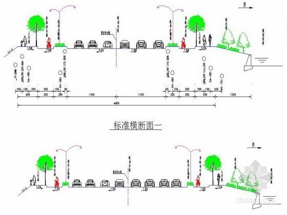 新建双向六车道城市主干路实施性施工组织设计(含附属工程、2013年)