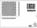 某30X30螺栓球正交正方网架图纸及结构计算书