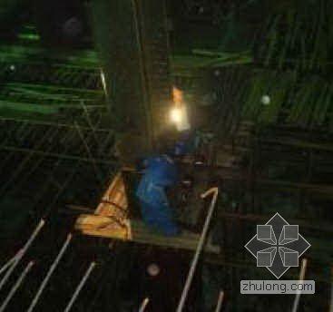 提高劲性柱钢骨安装合格率(QC成果 附图)