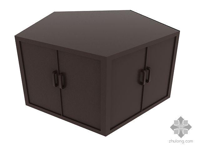五边形柜子、桌子