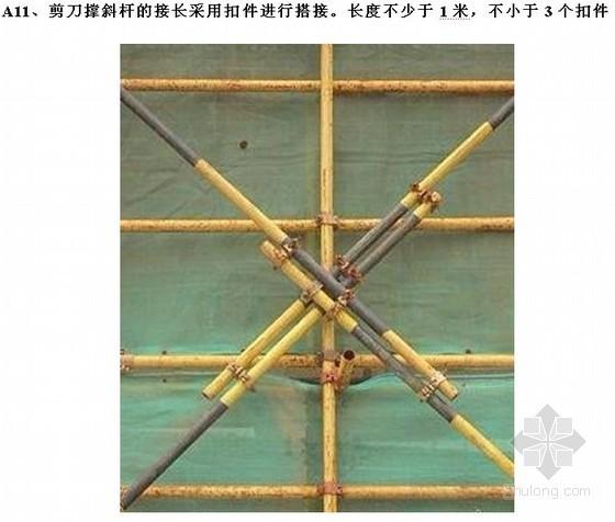 建筑工程施工标准化做法(脚手架工程)