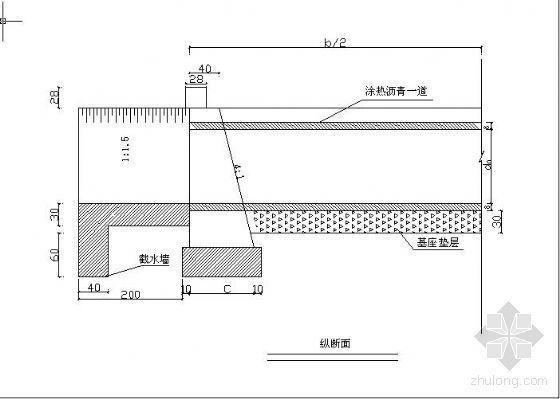 平交道圆管涵设计图