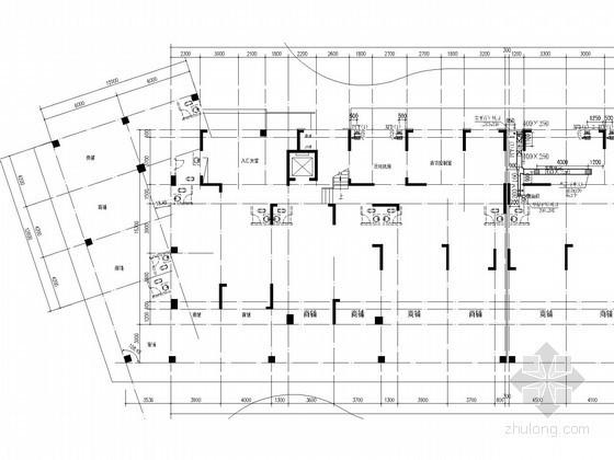 [广东]发电机房通风设计施工图纸