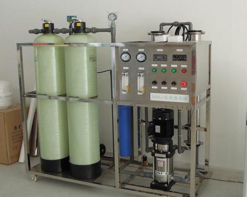 详述纯净水设备的市场分析