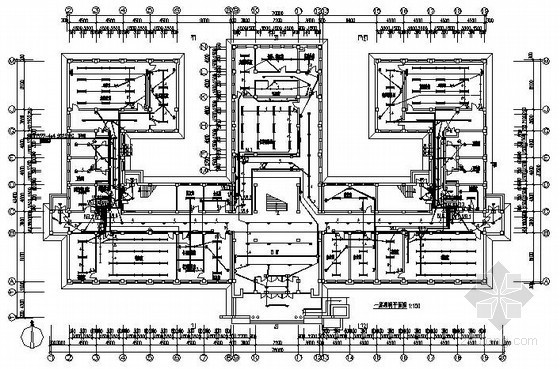 [黑龙江]某中学教学楼全套电气图纸