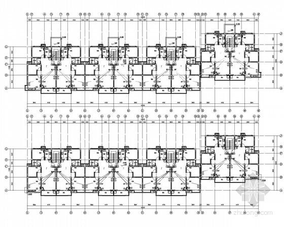 [安徽]大型多栋商住楼全套电气施工图纸345张(含配套幼儿园)