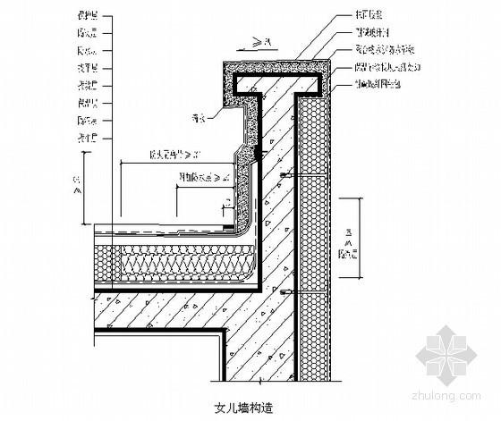 [天津]框架结构住宅外墙外保温工程专项施工方案(专家论证)