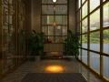 如此完美的私人办公会所设计新鲜出炉