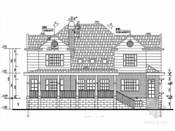 想回老家盖房子?新农村自建房及高档别墅图纸你值得拥有!_10