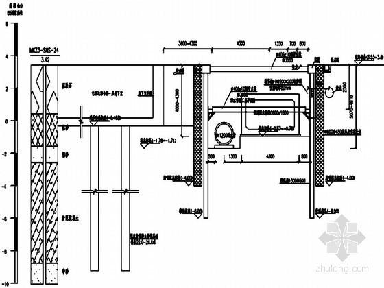 [广东]地铁管线改迁基坑开挖支护施工方案(专家评审)