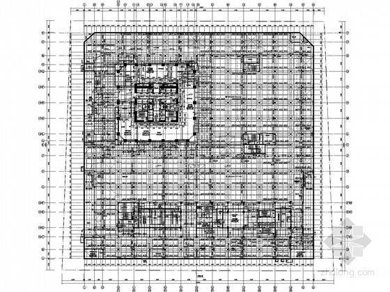[深圳]68层超高层大厦及其附楼给排水全套图纸(大空间智能灭火 超细干粉灭火)