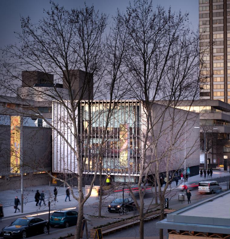英国伦敦国家剧院翻新_7