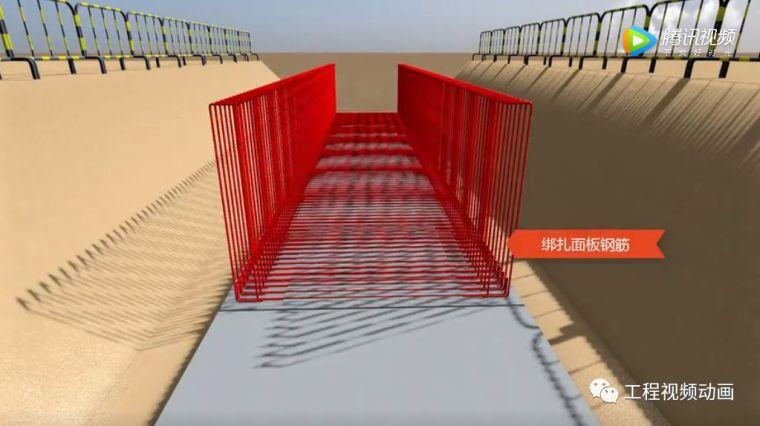 地下管廊标准段施工可视化施工技术交底