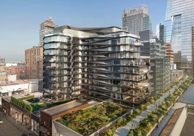 扎哈生前设计的公寓,顶层复式样板房公开,售价3.5亿