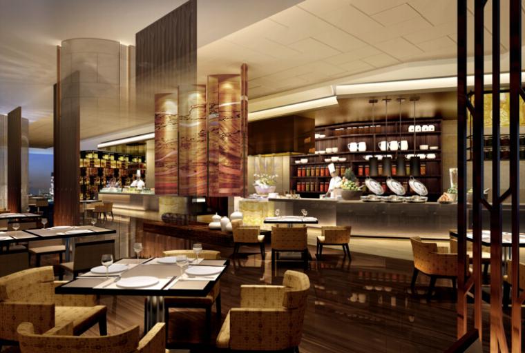 CCD---福州世贸洲际酒店设计方案文本(53页)