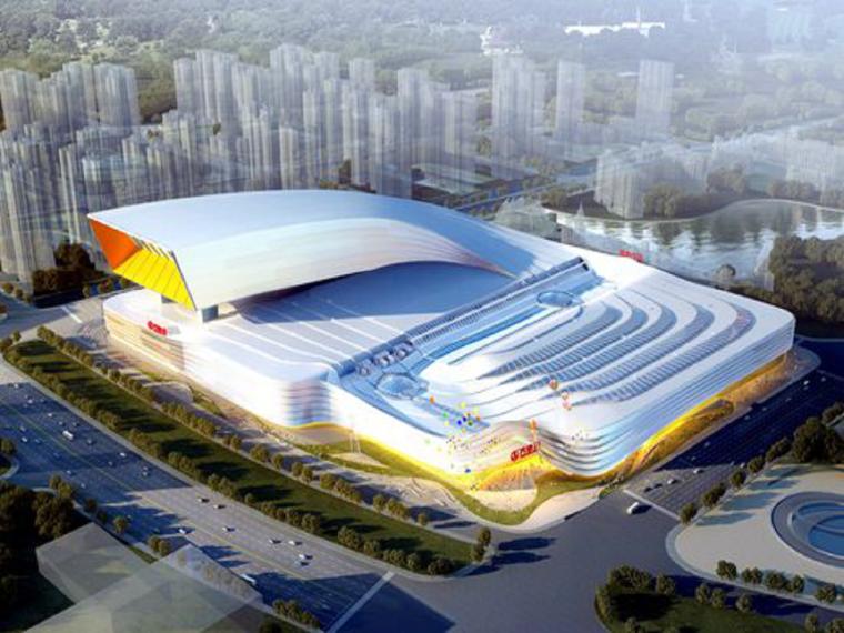 [广州]滑雪场乐园项目钢结构焊接施工方案(13页)