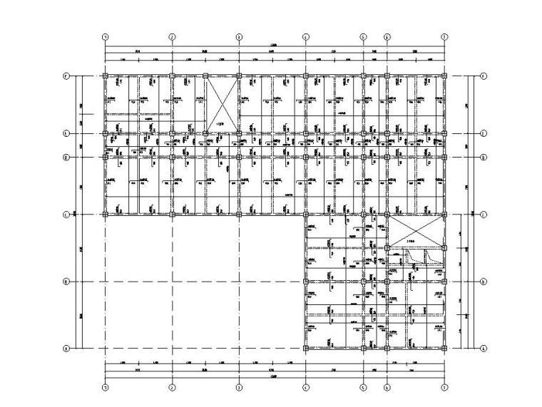 某学院建工系教学楼框架结构建筑设计(开题报告、任务书、计算书)