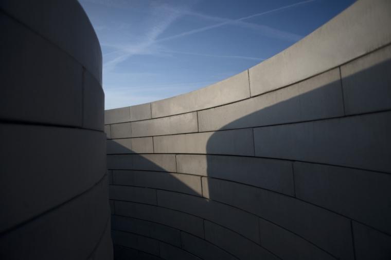"""""""邪恶之路""""上的观景塔,荷兰/NEXTarchitects_9"""