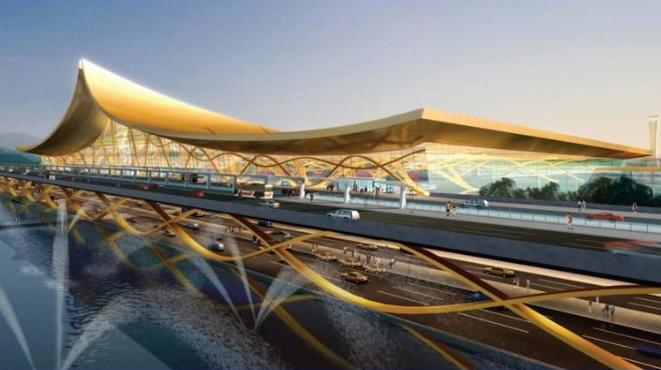 UPS在机场的应用资料下载-昆明新机场航站楼工程结构设计介绍(PDF,92页)