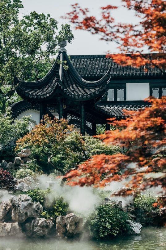 中式庭院·美在诗里_21