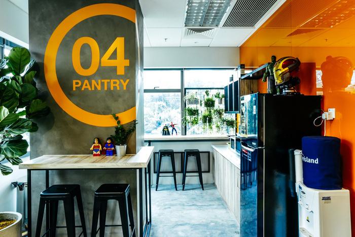 INTERISLAND现代风格办公室室内实景图 (5)