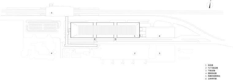 凤凰国际机场停车楼综合体-17