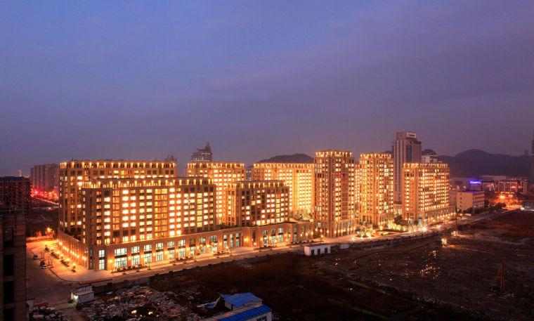 绿城工程项目精装修营造总结